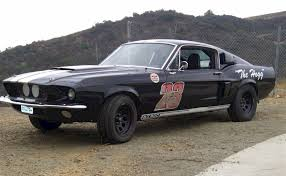 1967 Mustang Fastback Black Black 1967 Ford Mustang Fastback Cool Photo