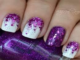 20 pretty purple nail designs nail art designs u0026 ideas 2017