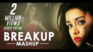 breakup mashup 2017 memories official music video bollywood