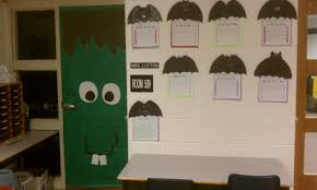 22 classroom door decorations for halloween auto auctions info
