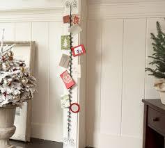christmas card display stand home