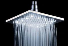 Shower Head In Ceiling by Rain Shower Head High Pressure For Electric Shower Youtube