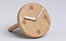 Free Wooden Clock Plans Download by Design Notebook The Series One Clock Telegraph