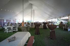 rent a tent for a wedding farmerette barn tent wedding rent today g k event rentals