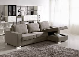 sectional sofa with chaise lounge gray canvas deep oversized