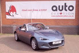 mazda models uk convertible mazda cars for sale at motors co uk