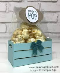 ready to pop u2013 adorable baby shower favors u2013 stamp with brian