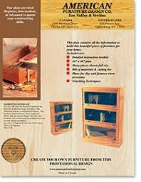 Barrister Bookcase Plans Barrister U0027s Bookcase Plan Lee Valley Tools