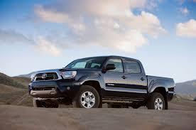 toyota trucks best trucks for towing work motor trend