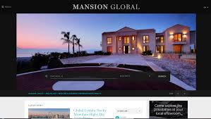 mansion global introducing mansion global from the wall street journal
