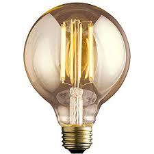 Kichler Lighting Vintage 60W Equivalent Dimmable Amber Vintage LED