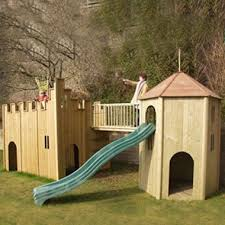 cool wooden castle playhouse plans 43 for house decoration with