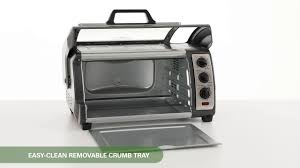 Hamilton Beach 6 Slice Toaster Oven Review Hamilton Beach Easy Reach Toaster Oven 31126 And 31127 Youtube
