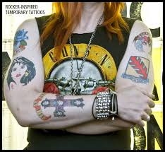 axl rose temporary tattoos pictures to pin on pinterest tattooskid