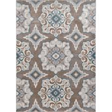 Blue Area Rugs Uncategorized The Awesome Grey And Blue Area Rug Inside