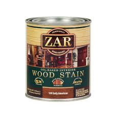 zar 128 1 qt early american wood interior stain 2 pack 209092