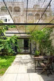 garden homes houston texas patio house by henkin shavit