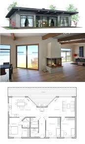 small cabin floor plans with loft cottage designs floor plans