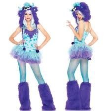 Monster Inc Halloween Costumes Online Get Cheap Fox Halloween Costume Aliexpress Com