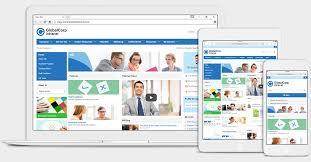 Help Desk Portal Examples Intranet Software Portal Software Intranet Dashboard Home