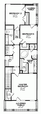 house plans for narrow lots with garage apartments narrow house plans with garage havercliff narrow lot
