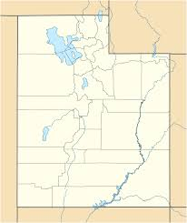 Utah Cities Map utah lake wikipedia