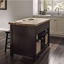 kitchen room cool espresso kitchen island also sink and black