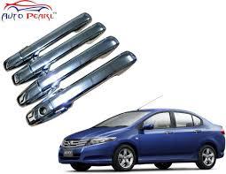 Honda Toaster Car Auto Pearl Premium Quality Chrome Door Handle Latch Cover Honda