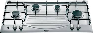 ariston piani cottura piano cottura hotpoint ariston gas 4 fuochi 90 cm ph 940ms ix ha