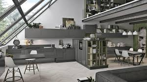 cucine e soggiorno cucina open space le soluzioni di lube store per unire cucina e