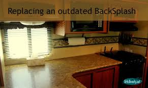 Easy Backsplash Kitchen by Art Is Beauty Easy Backsplash Makeover Using Smart Tiles