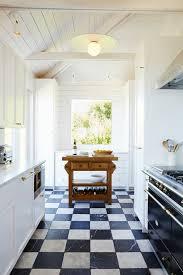 carrelage noir et blanc cuisine carrelage noir blanc stunning attrayant cuisine blanche et
