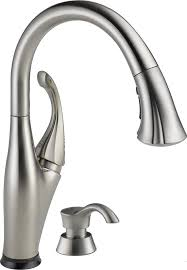 touch free kitchen faucet touchless pull kitchen faucet touchless faucet touchless