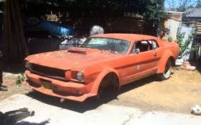 70s mustang 70 s racer 1965 ford mustang