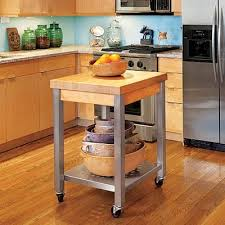 butcher block kitchen island cart small kitchen island cart kitchen windigoturbines small portable