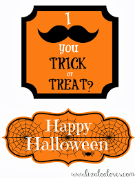 free printable halloween tags lizalou loves printable halloween treat labels