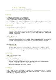 how to write a resume with no experience sample interviewing applying and getting your first job in ios artsy 2008