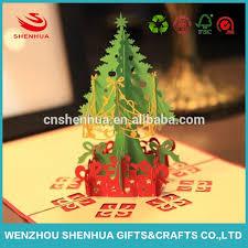 Unique Christmas Decorations Wholesale by 3d Christmas Cards 3d Christmas Cards Suppliers And Manufacturers