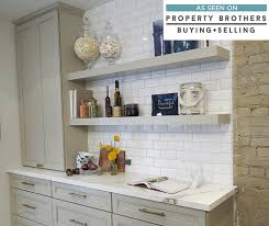 kitchen cabinets with shelves gray kitchen cabinets with floating shelves diamond