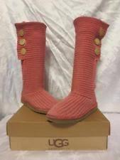 ugg womens knit boots womens ugg knit boots 8 ebay