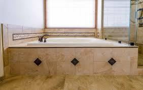 100 bathroom tile border ideas lovely glass tile border