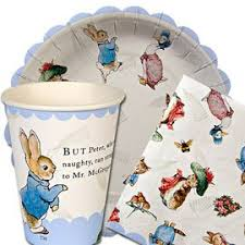 rabbit party supplies 107 best party theme beatrix potter images on