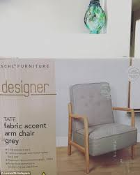 crowds of frenzied pers cleared shelves almost instantly as aldi released its own homewares range
