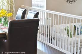 Painting A Banister Black How To Paint Stairwells My Frugal Adventures