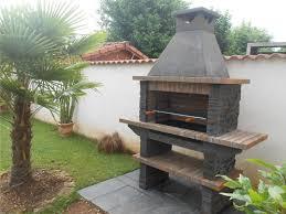 cuisine d ete barbecue barbecue de jardin en beautiful cuisine d ete exterieure 13