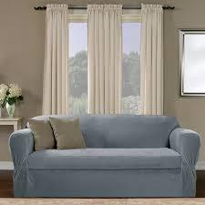 3 cushion sofa slipcovers red barrel studio separate seat box cushion sofa slipcover