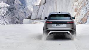land rover snow new range rover velar cars grange