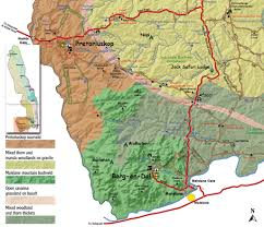 Map Of South Kruger Park Map Game Drive Safari In South West Kruger Park