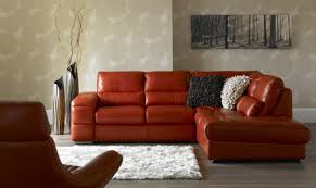 scottsdale corner group cat 55 74 burnt orange all sofa ranges