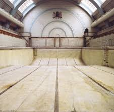 swimming in urban decay eerie images of britain u0027s forgotten pools